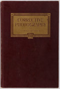 Books:Photography, Lewis L. Kellsey. Corrective Photography. Chicago: Deardorff & Sons, 1947. First edition. Publisher's gilt stamped b...