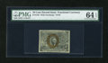Fractional Currency:Second Issue, Fr. 1245 10c Second Issue PMG Choice Uncirculated 64 EPQ....