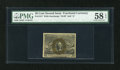 Fractional Currency:Second Issue, Fr. 1317 50c Second Issue PMG Choice About Unc 58 EPQ....
