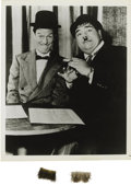 "Movie/TV Memorabilia:Photos, Henry Calvin's Mustache from his ""Laurel and Hardy"" Appearance withDick Van Dyke. One of the best-remembered episodes of ...(Total: 1 Item)"