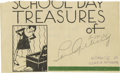 Autographs:Others, 1935 Lou Gehrig Signed Cut Autograph. The day after the Yankeeslegend penciled this flawless 10/10 signature for a fan at ...