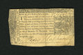 Colonial Notes:Maryland, Maryland April 10, 1774 $1/3 Fine-Very Fine....