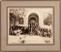 Photography:Cabinet Photos, Terry's Texas Rangers Reunion Photograph, 1913,...