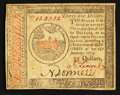 Colonial Notes:Continental Congress Issues, Continental Currency January 14, 1779 $35 Very Fine.. ...