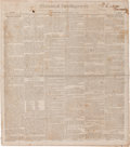 Miscellaneous:Newspaper, [Newspaper]. National Intelligencer, June 17, 1828....