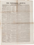 Miscellaneous:Newspaper, [Newspaper]. Portsmouth Journal, December 5, 1835....