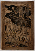 Books:Literature Pre-1900, Lewis Carroll. The Hunting of the Snark: An Agony in EightFits. Macmillan and Co., 1876. First edition. With ni...