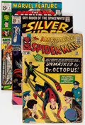 Silver Age (1956-1969):Superhero, Marvel Silver to Bronze Age Group (Marvel, 1960s-70s) Condition: Average VG/FN.... (Total: 41 Comic Books)