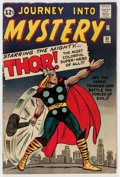 Silver Age (1956-1969):Superhero, Journey Into Mystery #89 (Marvel, 1963) Condition: VG....