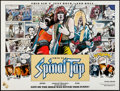 """Movie Posters:Rock and Roll, This is Spinal Tap (Mainland Pictures, 1984). British Quad (30"""" X40""""). Rock and Roll.. ..."""