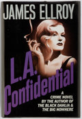 Books:Mystery & Detective Fiction, James Ellroy. L.A. Confidential. Mysterious Press, 1990.First edition, first printing. Publisher's cloth and dust j...