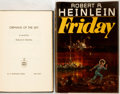 Books:Science Fiction & Fantasy, Robert A. Heinlein. SIGNED. Two First Editions, including: Friday. New York: Holt, Rinehart and Winston, 1982. S... (Total: 2 Items)