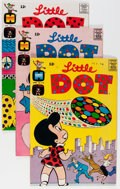 Silver Age (1956-1969):Humor, Little Dot Group (Harvey, 1967-73) Condition: Average FN/VF.... (Total: 43 Comic Books)