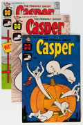 Bronze Age (1970-1979):Cartoon Character, Friendly Ghost Casper #101 and 105-172 Group (Harvey, 1967-74)Condition: Average FN/VF.... (Total: 69 Comic Books)