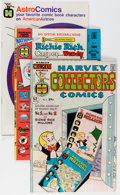 Bronze Age (1970-1979):Humor, Richie Rich-Related File Copies Group (Harvey, 1970s) Condition:Average NM-.... (Total: 39 Comic Books)