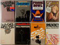 Books:Mystery & Detective Fiction, Bill Pronzini. Group of Eight First Editions. Various publishers,[1972 1988]. Publisher's bindings and dust jackets. Fine. ...(Total: 8 Items)