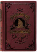 Books:Americana & American History, John Urban. Battle Field and Prison Pen. Edgewood, [1882].Twelvemo. Publisher's black and gilt decorated cloth. Spi...