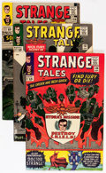 Silver Age (1956-1969):Science Fiction, Strange Tales Group (Atlas, 1965-67) Condition: Average FN.... (Total: 15 Comic Books)