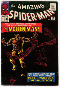 The Amazing Spider-Man #28 (Marvel, 1965) Condition: GD/VG