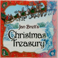 Books:Children's Books, Jan Brett. SIGNED. Christmas Treasury. New York: G.P.Putnam's, [2001]. First edition. Signed by the author on a s...