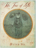 Books:Children's Books, Peter Sis. SIGNED. The Tree of Life. A Book Depicting theLife of Charles Darwin. New York: Farrar, et al, [2003...