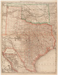 Miscellaneous:Maps, Map of Texas and Indian Territory....