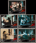 "Movie Posters:Science Fiction, Escape from New York (Avco Embassy, 1981). Lobby Cards (5) (11"" X14""). Science Fiction.. ... (Total: 5 Items)"