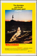 """Movie Posters:Adventure, Walkabout & Other Lot (20th Century Fox, 1971). One Sheets (2)(27"""" X 41""""). Adventure.. ... (Total: 2 Items)"""