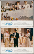 "Movie Posters:Academy Award Winners, The Sound of Music (20th Century Fox, 1966). Lobby Cards (2) (11"" X14""). Academy Award Winners.. ... (Total: 2 Items)"