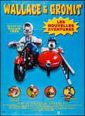 """Movie Posters:Animation, Wallace & Gromit: The Aardman Collection 2 (Pyramid, 1996). French Grande (45"""" X 61""""). Animation.. ..."""