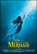 "Movie Posters:Animation, The Little Mermaid and Other Lot (Buena Vista, R-1997). One Sheets(2) (27"" X 40"") DS Advance & Regular. Animation.. ... (Total: 2Items)"