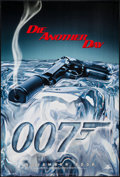 """Movie Posters:James Bond, Die Another Day & Other Lot (MGM, 2002). One Sheets (2) (27"""" X40"""") DS Advance. James Bond.. ... (Total: 2 Items)"""