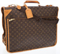 Luxury Accessories:Travel/Trunks, Louis Vuitton Classic Monogram Canvas Garment Carrier Bag . ...