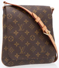 Luxury Accessories:Accessories, Louis Vuitton Classic Monogram Canvas Musette Salsa PM Bag . ...