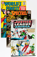 Silver Age (1956-1969):Miscellaneous, DC Silver Age Group (DC, 1960s) Condition: Average VG/FN.... (Total: 56 Comic Books)
