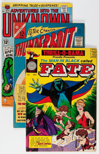 Comic Books - Assorted Silver Age Adventure Comics Group (Various Publishers, 1960s) Condition: Average VG.... (Total: 5...