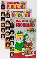 Silver Age (1956-1969):Humor, Little Lotta Foodland #5 and 7-29 File Copy Group (Harvey, 1963-72) Condition: Average NM-.... (Total: 60 Comic Books)