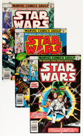 Bronze Age (1970-1979):Science Fiction, Star Wars Group (Marvel, 1977-81) Condition: Average FN/VF.... (Total: 23 Comic Books)