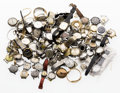 Timepieces:Wristwatch, A Lot Of Sixty Plus Wristwatches. ... (Total: 60 Items)