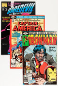 Modern Age (1980-Present):Miscellaneous, Marvel Modern Age Comics Group (Marvel, 1980s-'90s) Condition: Average VF.... (Total: 100 Comic Books)