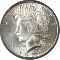 Peace Dollars, 1934-S $1 MS64 PCGS. CAC....