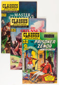Golden Age (1938-1955):Classics Illustrated, Classics Illustrated Group (Gilberton, 1950-53) Condition: AverageVG/FN.... (Total: 35 Comic Books)