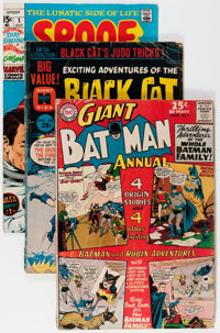 Silver and Bronze Age Miscellaneous Comics Group (Various Publishers, 1960s-70s) Condition: Average GD/VG.... (Total: 24...