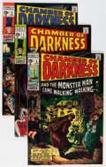 Bronze Age (1970-1979):Horror, Chamber of Darkness Group (Marvel, 1969-70) Condition: AverageVF.... (Total: 6 Comic Books)
