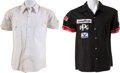 "Miscellaneous Collectibles:General, 1970's Janet Guthrie & Danny ""The Flyin' Hawaiian"" Ongias RaceCrew Shirts. ..."