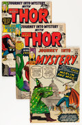 Silver Age (1956-1969):Superhero, Journey Into Mystery Group (Marvel, 1963-65) Condition: Average VG-.... (Total: 6 Comic Books)
