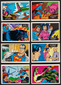 "Non-Sport Cards:Sets, 1968 A & BC Gum ""Superman in the Jungle"" Near Set (59/66). ..."