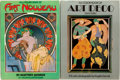 Books:Art & Architecture, [Art]. Group of Two Illustrated Books about Art. Includes: All Color Book of Art Nouveau [and:] All Color Book o... (Total: 2 Items)
