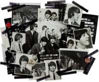 Beatles In Dallas Photos and Negatives