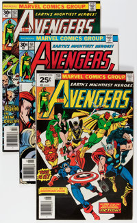 The Avengers #150-300 Complete Run Box Lot (Marvel, 1976-89) Condition: Average VF/NM